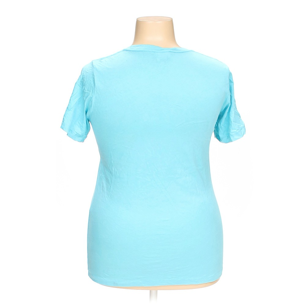 light blue camp david t shirt in size 2x at up to 95 off. Black Bedroom Furniture Sets. Home Design Ideas