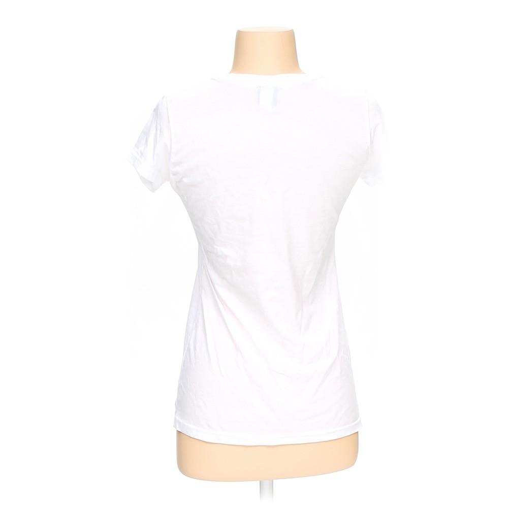 White Nice Guy T Shirt In Size S At Up To 95 Off