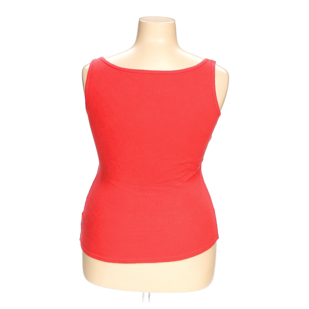 Faded Glory Tank Top In Size Xxl At Up To 95 Off Swap Com