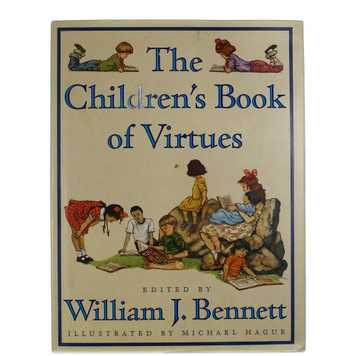 The Children's Book of Virtues for Sale on Swap.com