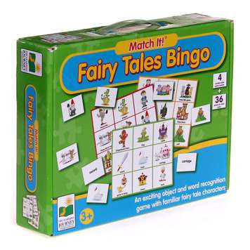 The Learning Journey Match It! Fairy Tales Match It! Bingo Puzzle for Sale on Swap.com