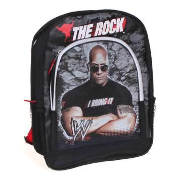 """The Rock"" Backpack for Sale on Swap.com"