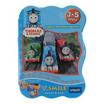 Thomas & Friends Engines Working Together V. Smile for Sale on Swap.com