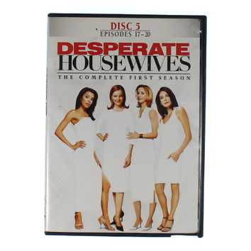 TV-series: Desperate Housewives for Sale on Swap.com