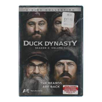 TV-series: Duck Dynasty Season 2: Volume 1 for Sale on Swap.com