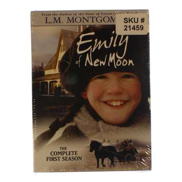 TV-series: Emily Of New Moon for Sale on Swap.com