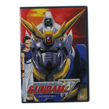 TV-series: Gundam Wing-Operation 4 DVD for Sale on Swap.com