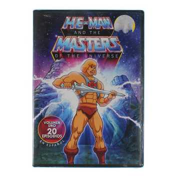 TV-series: He-Man & The Masters of the Universe, Vol. 1 for Sale on Swap.com