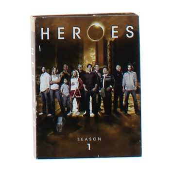 TV-series: Heroes for Sale on Swap.com