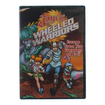 TV-series: Jayce and the Wheeled Warriors for Sale on Swap.com