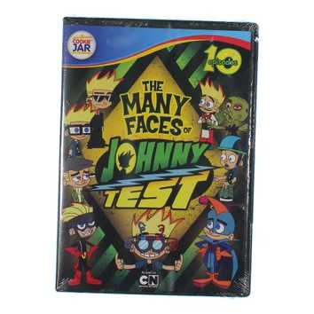 TV-series: Johnny Test for Sale on Swap.com