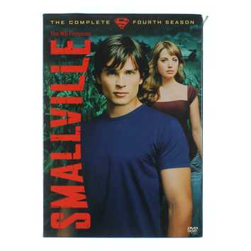 TV-series: Smallville: Complete Fourth Season for Sale on Swap.com