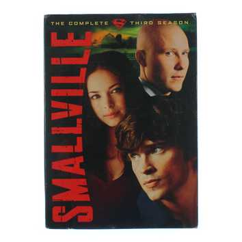 TV-series: Smallville: Season 3 for Sale on Swap.com