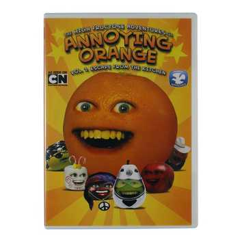TV-series: The High Fructose Adventures Of Annoying Orange for Sale on Swap.com