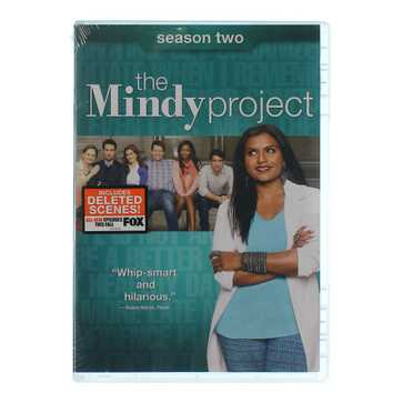 TV-series: The Mindy Project: Season 2 for Sale on Swap.com