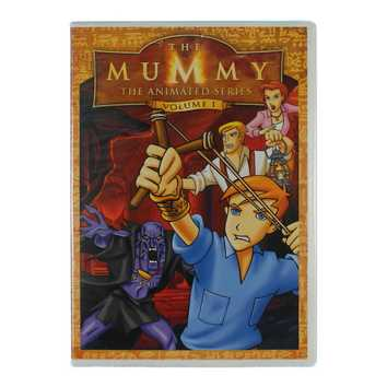 TV-series: The Mummy for Sale on Swap.com