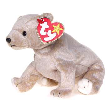 Ty Beanie Babies - Almond the Bear [Toy] for Sale on Swap.com