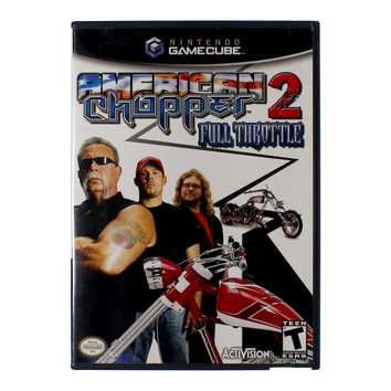 Video Game: American Chopper 2 Full Throttle for Sale on Swap.com