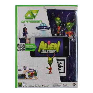 Video Game: Appgear Alien Jailbreak for Sale on Swap.com