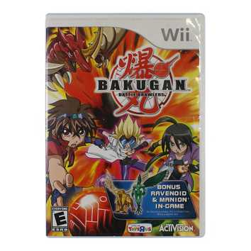 Video Game: Bakugan Battle Brawlers for Sale on Swap.com