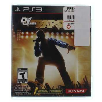 Video Game: Def Jam Rapstar for Sale on Swap.com