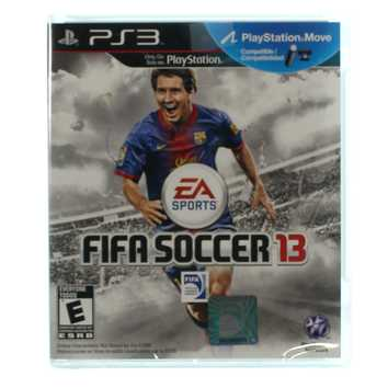 Video Game: FIFA Soccer 13 for Sale on Swap.com