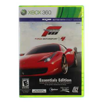 Video Game: Forza Motorsport 4 for Sale on Swap.com