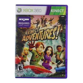Video Game: Game: Kinect Adventures! for Sale on Swap.com