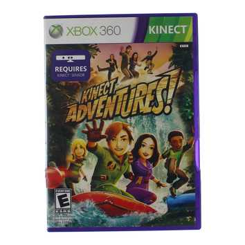 Video Game: Kinect Adventures for Sale on Swap.com