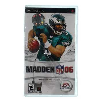 Video Game: Madden NFL 06 for Sale on Swap.com