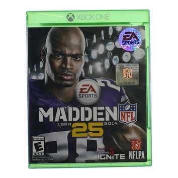 Video Game: Madden NFL 25 - Xbox One for Sale on Swap.com