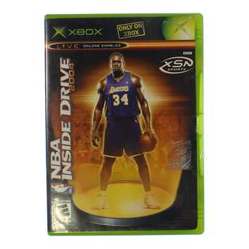 Video Game: NBA Inside Drive 2004 - Xbox for Sale on Swap.com