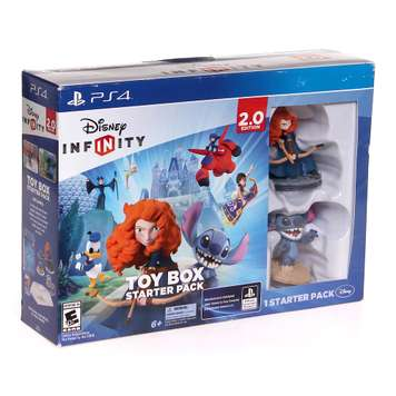 Video Game Piece: Disney INFINITY: Toy Box Starter Pack for Sale on Swap.com