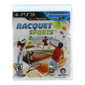 Video Game: Racquet Sports for Sale on Swap.com