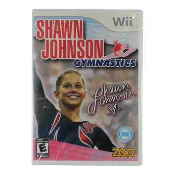 Video Game: Shawn Johnson Gymnastics - Nintendo Wii for Sale on Swap.com