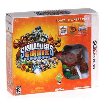 Video Game: Skylanders Giants Portal Owner Pack for Sale on Swap.com
