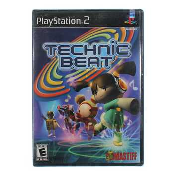 Video Game: Technic Beat for Sale on Swap.com