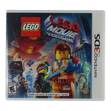 Video Game: The LEGO Movie Videogame - Nintendo 3DS Standard Edition [Disc, Nintendo 3DS] for Sale on Swap.com