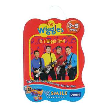 Video Game: The Wiggles V.Smile Smartridge for Sale on Swap.com