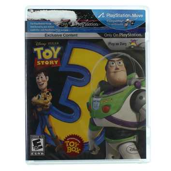 Video Game: Toy Story 3 Toy Box for Sale on Swap.com