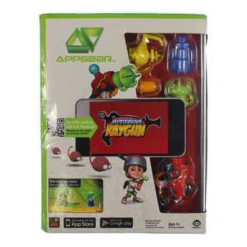 Video Game: WowWee App Gear Mysterious Raygun 8094940 for Sale on Swap.com
