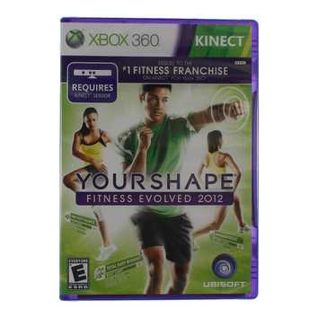 Video Game: Your Shape Fitness Evolved 2012 for Sale on Swap.com