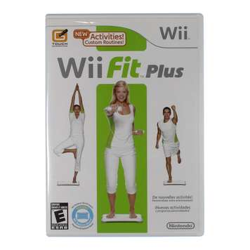 Wii Fit Plus for Sale on Swap.com