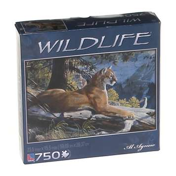 Wildlife Puzzle for Sale on Swap.com