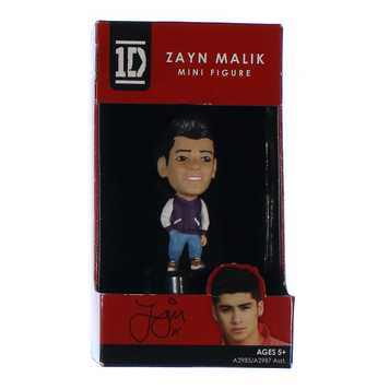 Zayn Malik Mini Figure for Sale on Swap.com
